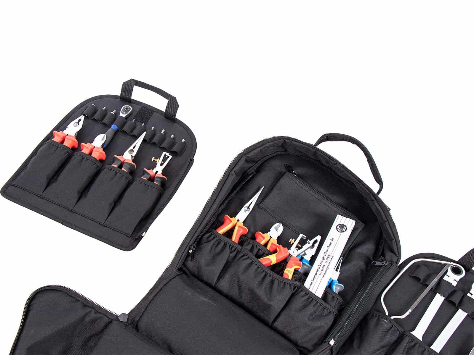 Techniker Werkzeugrucksack 5850