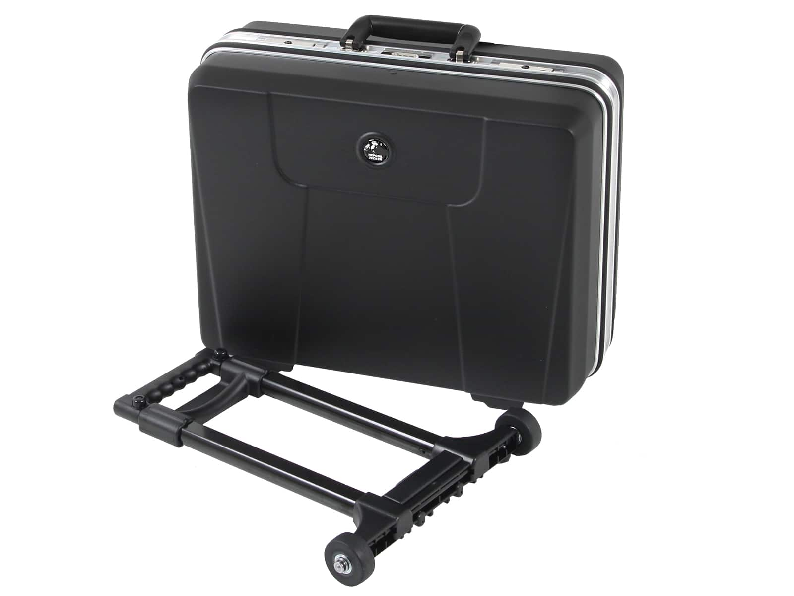 Werkzeugkoffer Budget 37 ltr. 5076 inkl. Wing Werkzeugtafel und Trolley