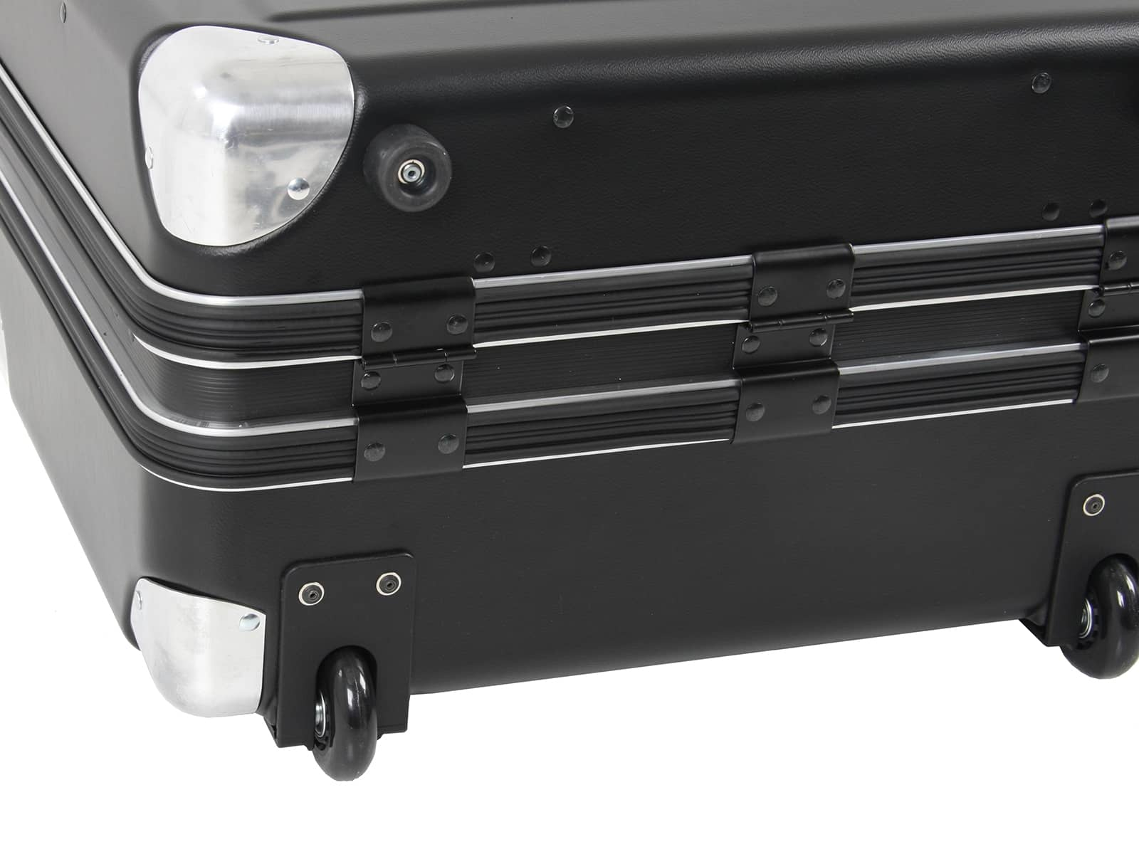 Werkzeugkoffer Robust 5775 C inkl. Trolleyfunktion 37 ltr. HDPE bruchsicher + TSA Schlösser