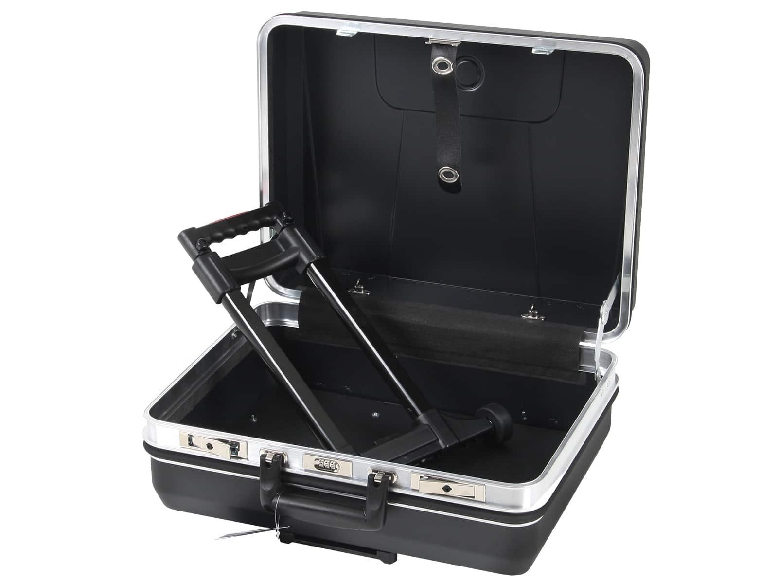 Werkzeugkoffer Budget 37 ltr. 5075 Leerkoffer mit Trolleyfunktion