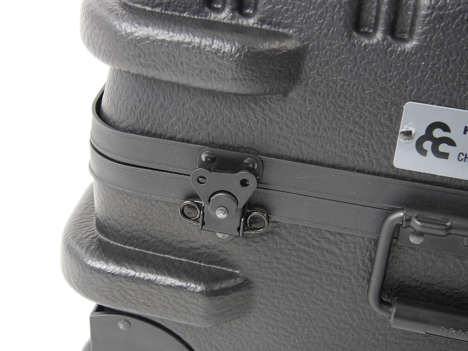 Chicago Case M 5550 Trolley Werkzeugkoffer / Präsentationskoffer inkl. Würfelschaumstoff 52 lt