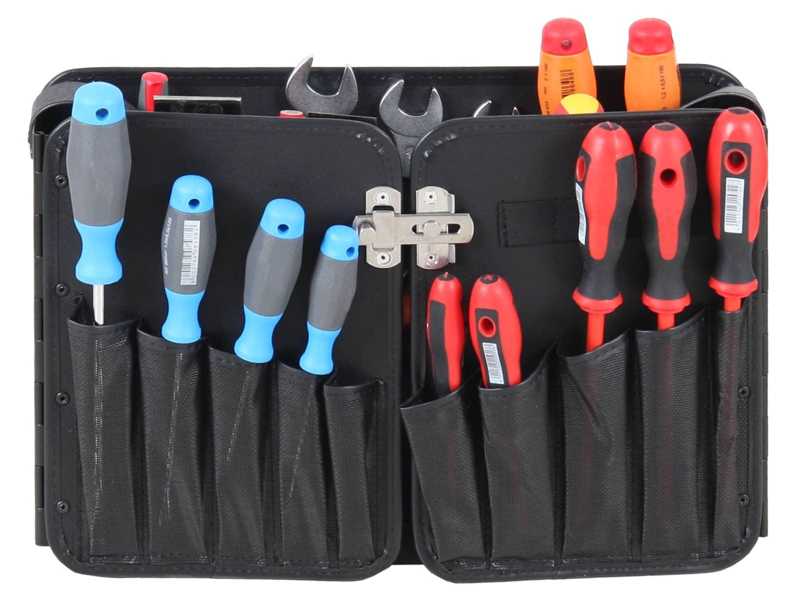 Wing Werkzeugklapptafel 4901 mit 45 Einsteckmöglichkeiten